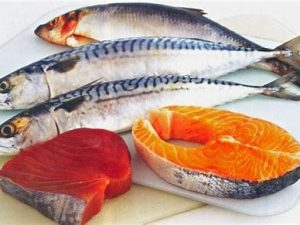 fish brain food